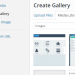 Making WordPress Gallery Navigation Links nofollow
