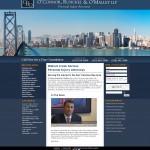 Personal Injury Attorney Web Design